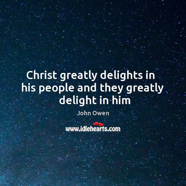 Picture Quote by John Owen