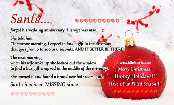 Image, Christmas humor