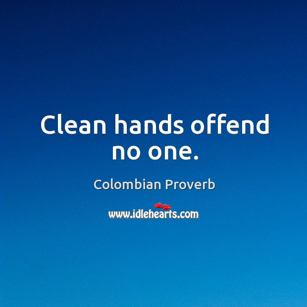 Colombian Proverbs