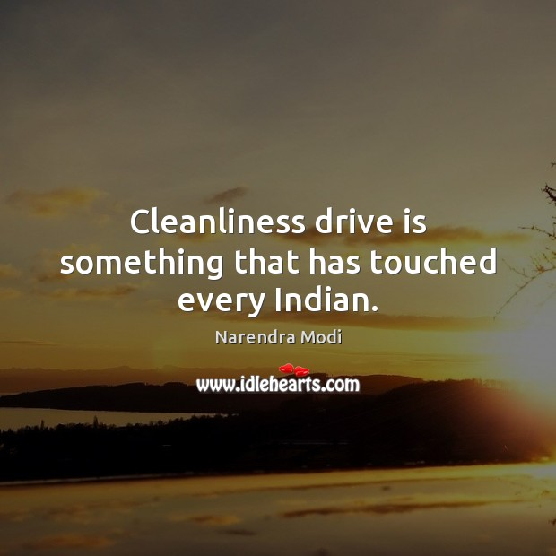 Image, Cleanliness drive is something that has touched every Indian.