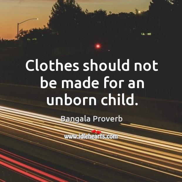 Bangala Proverbs