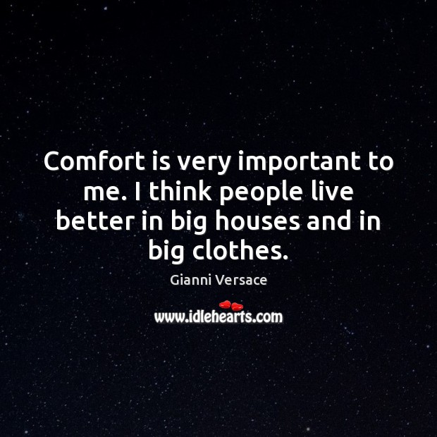 Picture Quote by Gianni Versace