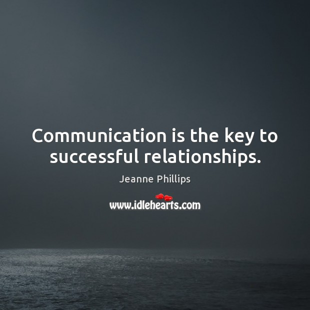 the key to a successful marriage is communication Communication in marriage: the key to love and understanding are you frustrated with trying to get through to your spouse do you feel like they'll never understand you.