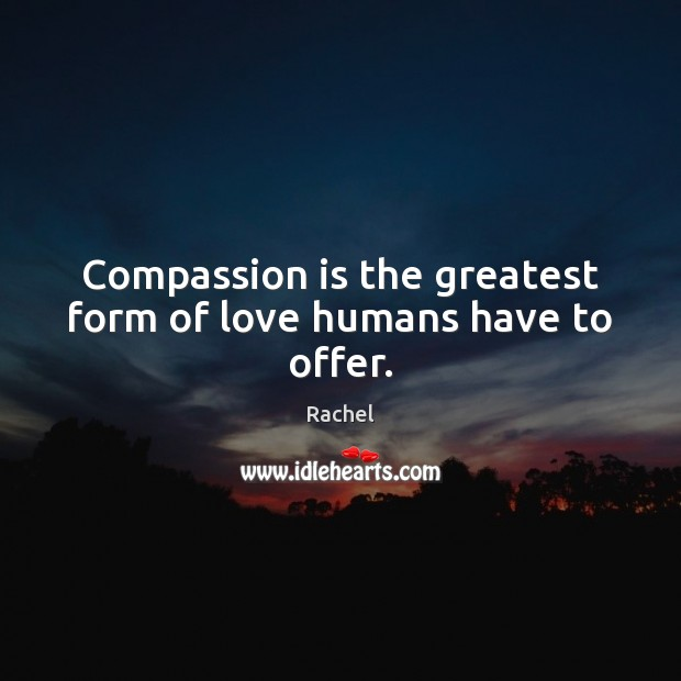 Compassion Quotes Image