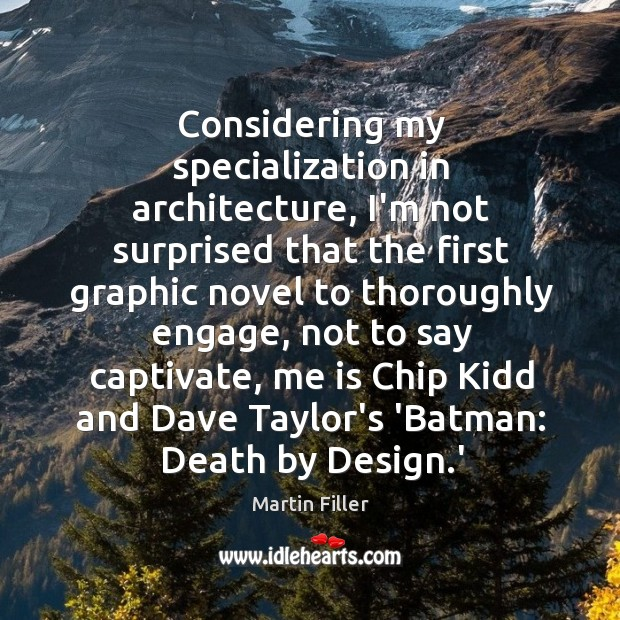 Image, Considering my specialization in architecture, I'm not surprised that the first graphic