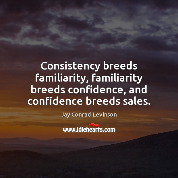 Confidence Quotes Sales