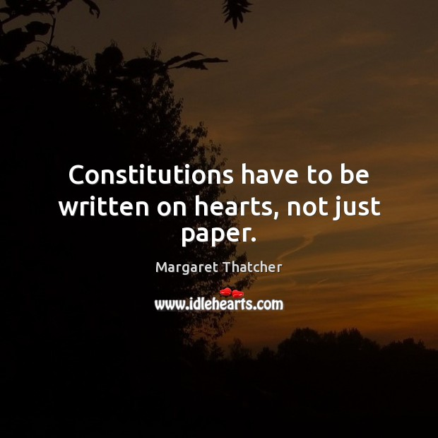 Picture Quote by Margaret Thatcher