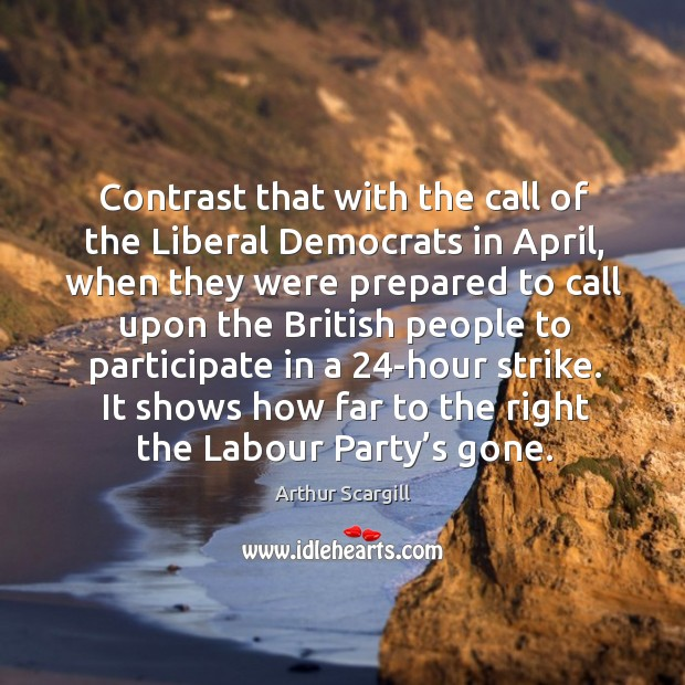 Contrast that with the call of the liberal democrats in april Image