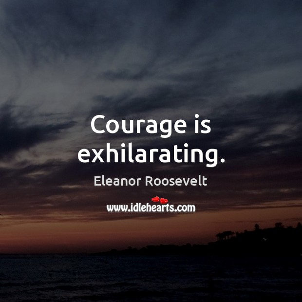 Picture Quote by Eleanor Roosevelt