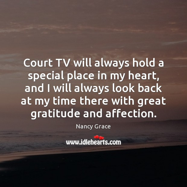 Image, Court TV will always hold a special place in my heart, and