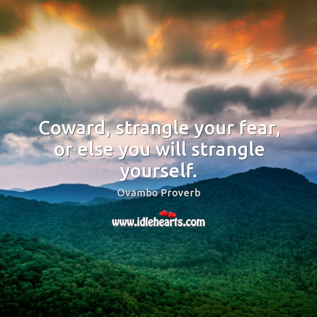 Ovambo Proverbs