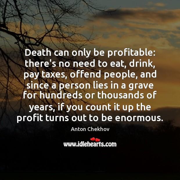 Picture Quote by Anton Chekhov