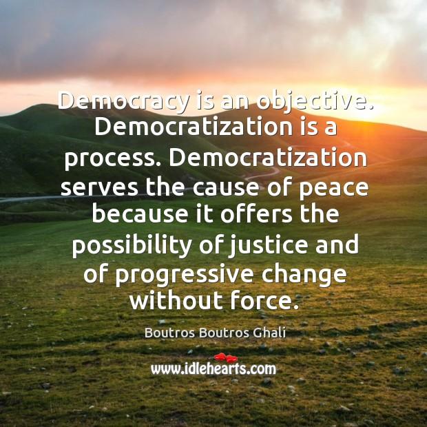 democratization processes essay