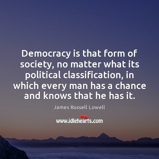 Democracy Quotes