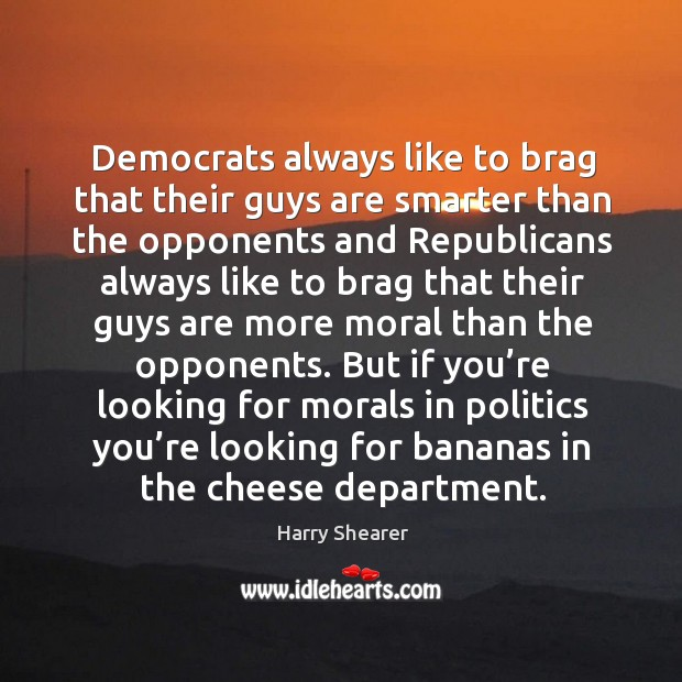 Image, Democrats always like to brag that their guys are smarter than the opponents and republicans