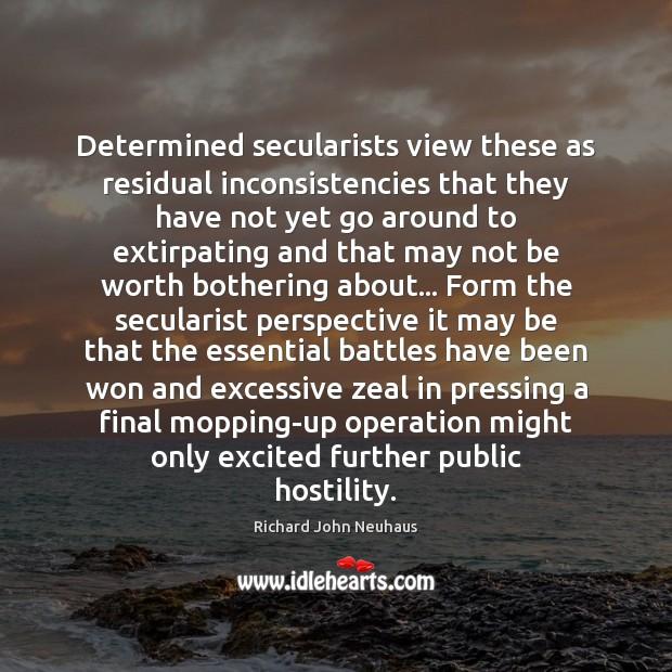 Determinist view