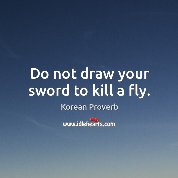 Korean Proverbs