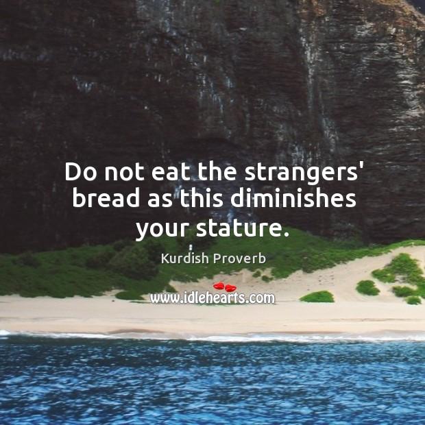 Kurdish Proverbs
