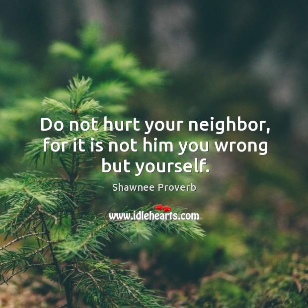 Shawnee Proverbs