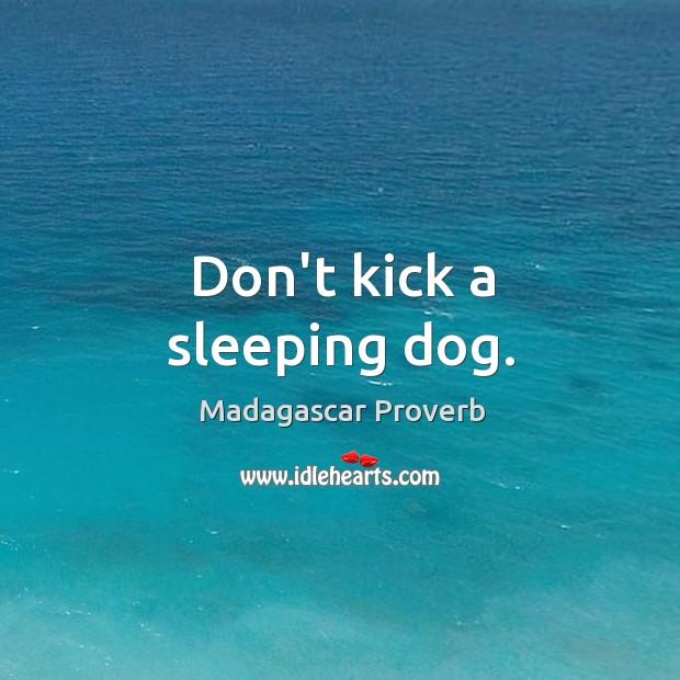 Madagascar Proverbs