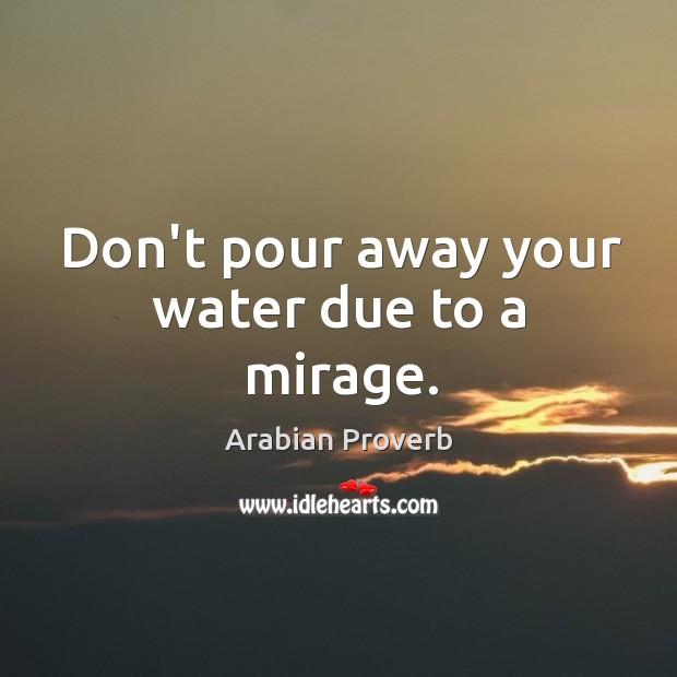 Arabian Proverbs