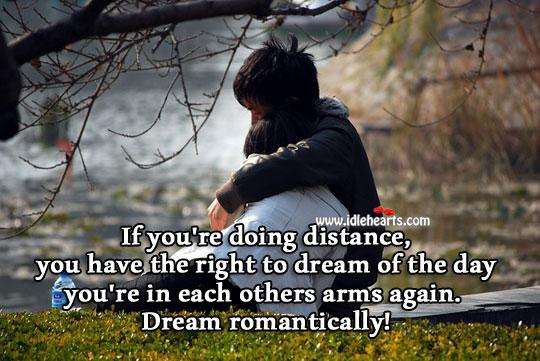 Dream Romantically!