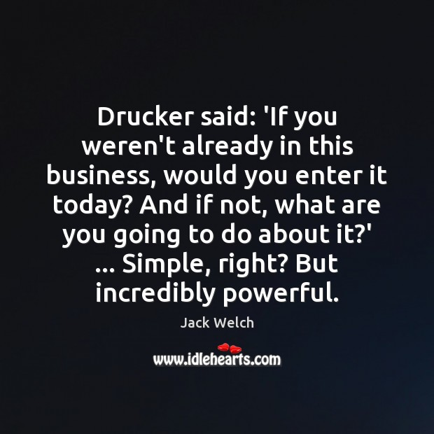 Picture Quote by Jack Welch