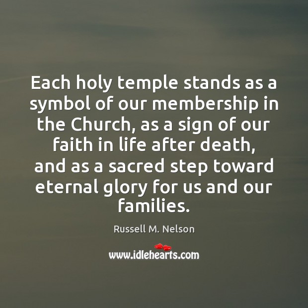 Picture Quote by Russell M. Nelson