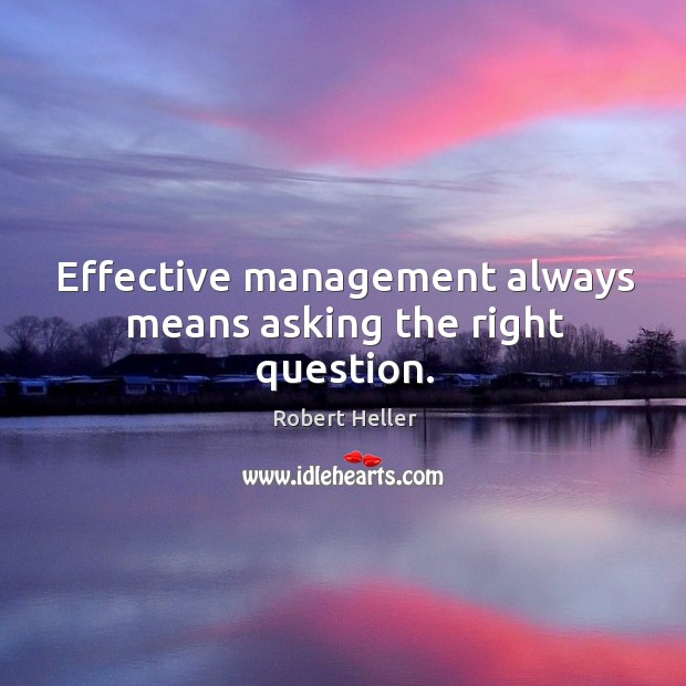management was is and always will Total quality management management of resources for the change effort is important with tqm because outside consultants will almost always be required.
