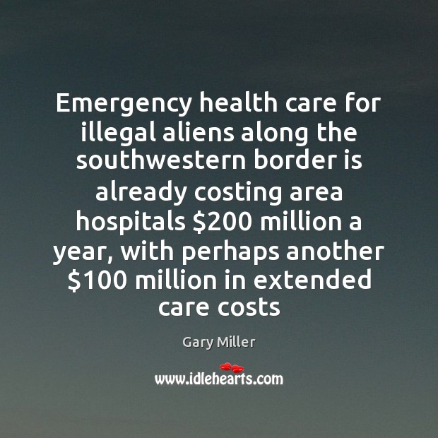 health care for illegal immigrants