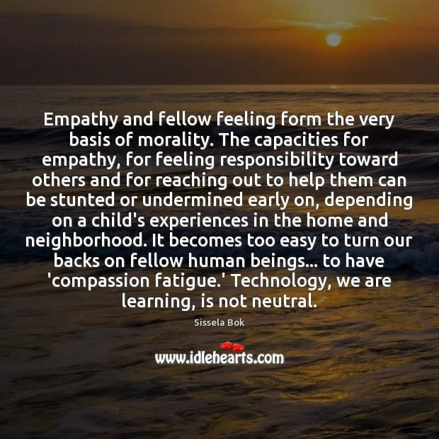 from actions to empathy and morality 1 are empathy and morality linked insights from moral psychology, social and decision neuroscience, and philosophy giuseppe ugazio 1,2, jasminka majdandžić1, and claus lamm1.