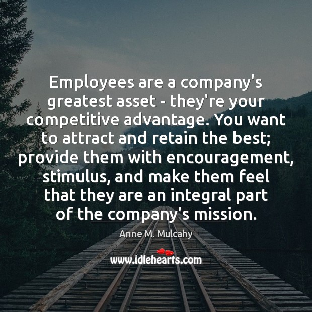 Image, Employees are a company's greatest asset – they're your competitive advantage. You