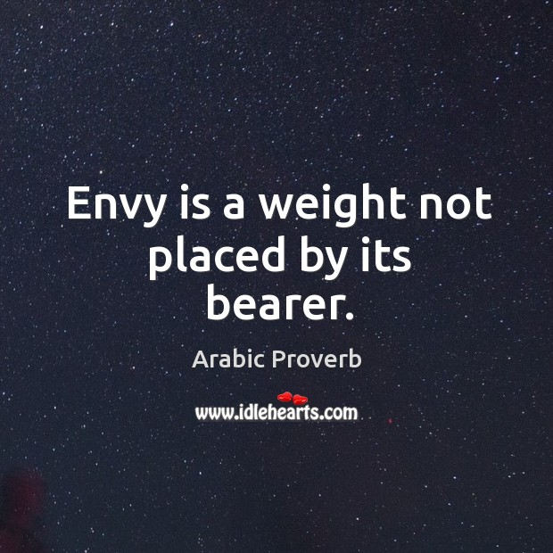 Envy Quotes Image