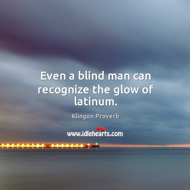 Blind Man Quotes On IdleHearts