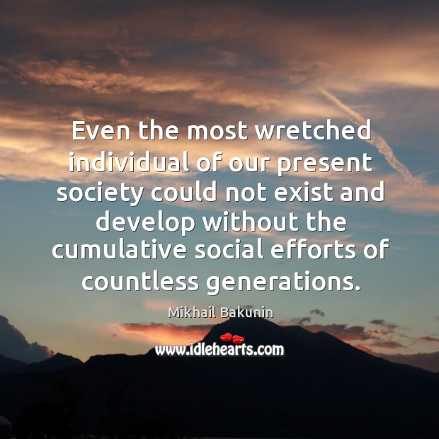 individuality a threat or a gift to society A punishment or the threat of punishment used to enforce conformity b the process by which a norm becomes a part of an individual's personality, thus conditioning that individual to conform to society's expectations.