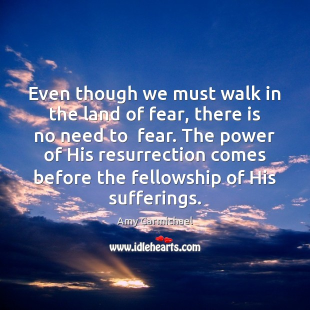 Picture Quote by Amy Carmichael