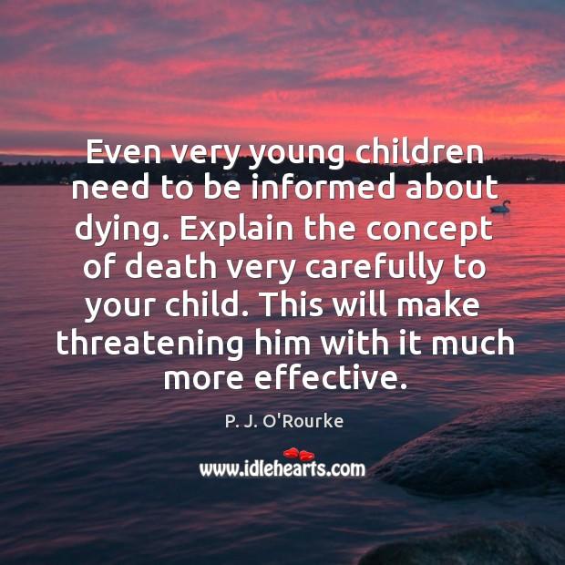 children concept about death