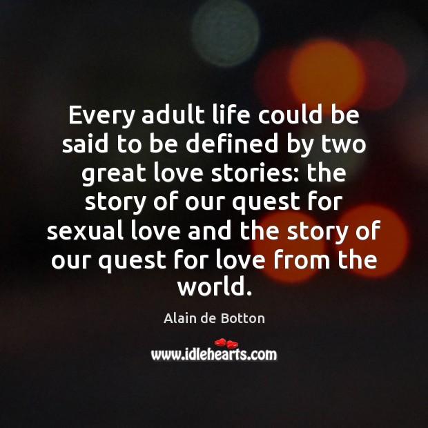 Picture Quote by Alain de Botton