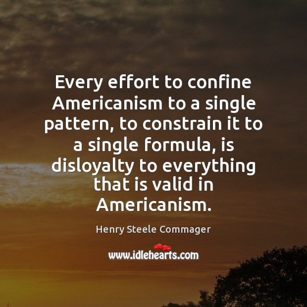 Picture Quote by Henry Steele Commager