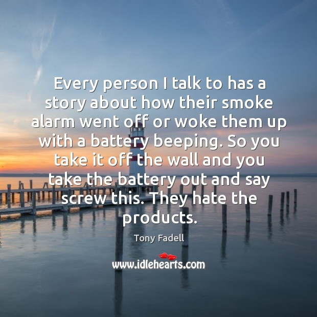 Image, Every person I talk to has a story about how their smoke