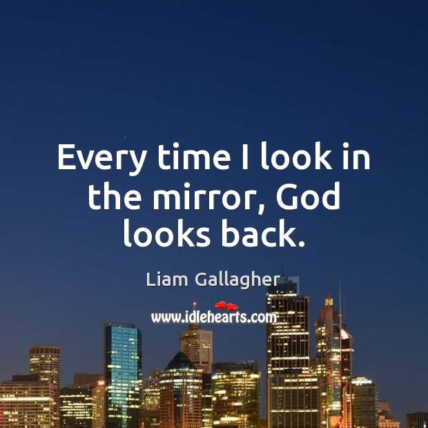 mirror god