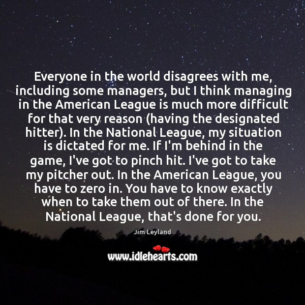 Quotes About American League / Picture Quotes And Images