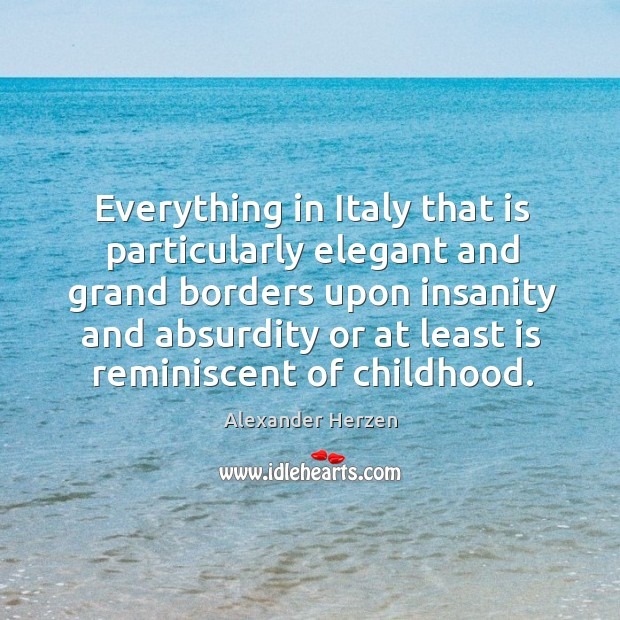 Everything in italy that is particularly elegant and grand borders upon Image