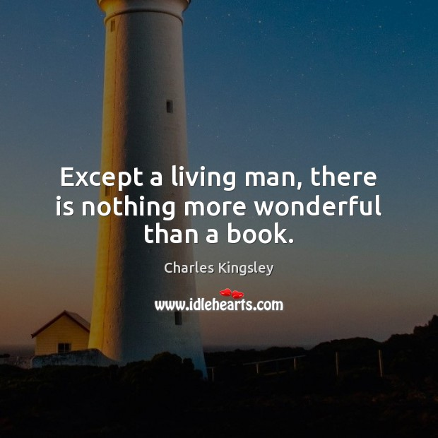 Picture Quote by Charles Kingsley
