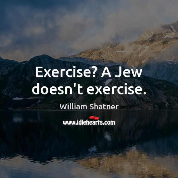 Exercise Quotes