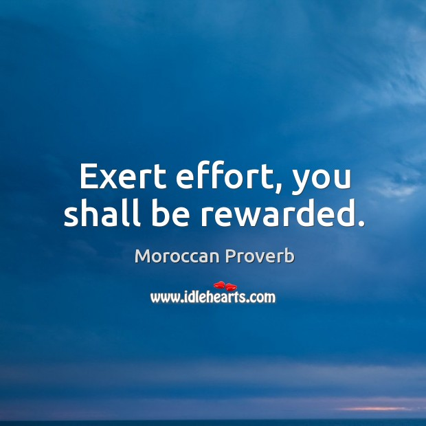 Moroccan Proverbs