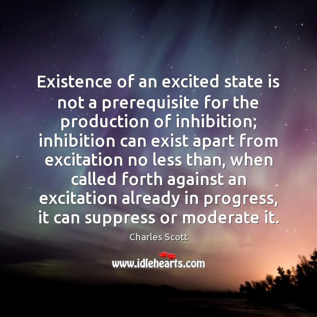 Existence of an excited state is not a prerequisite for the production Image