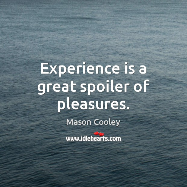 Experience Quotes