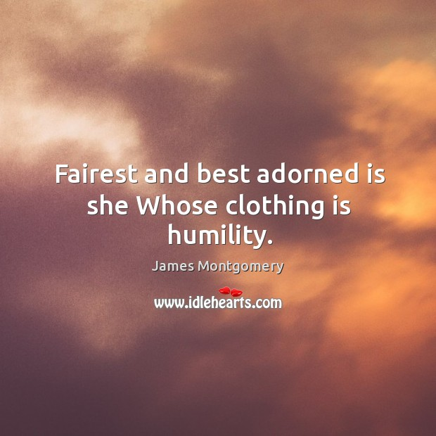 Picture Quote by James Montgomery