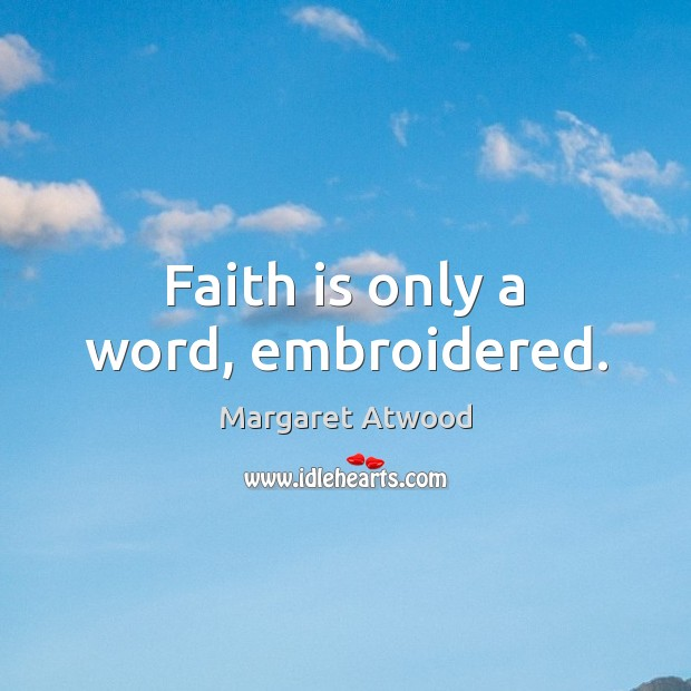 Faith Quotes